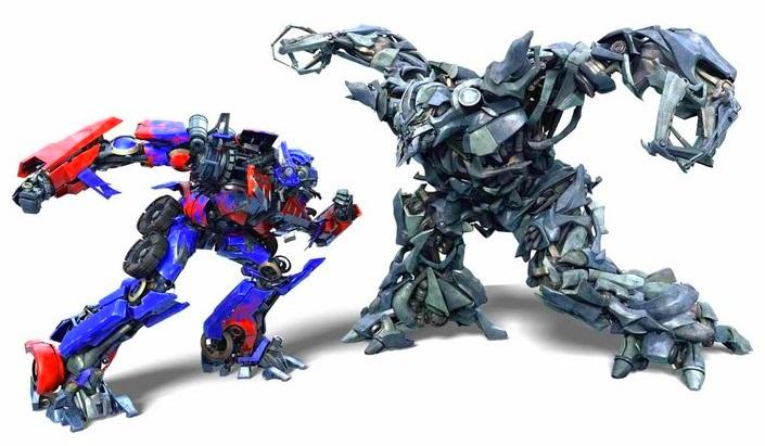 Concept Art des Transformers dans les Films Transformers - Page 3 873931OptimusprimeversusMegatrontransformers72749800430