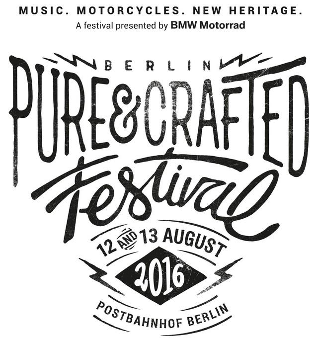 Le Pure & Crafted Festival de retour à Berlin les 12 et 13 août 2016 8739982016PureAndCraftedFestival