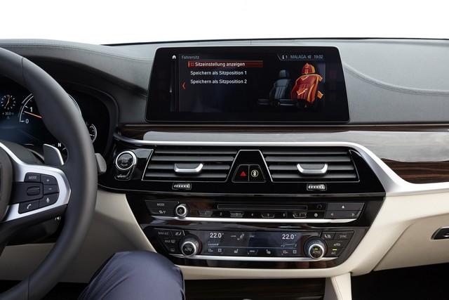 La nouvelle BMW Série 5 Berline. Plus légère, plus dynamique, plus sobre et entièrement interconnectée 874062P90237246highResthenewbmw5series