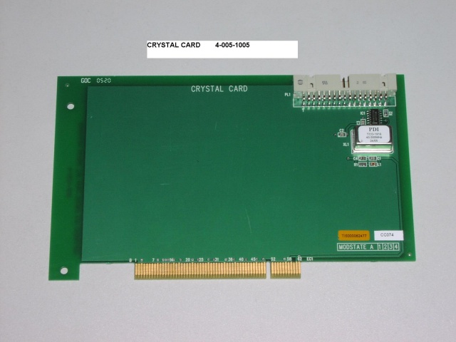 MTE Retail Test Disc Xbox 360 874063PCICRYSTALCARD
