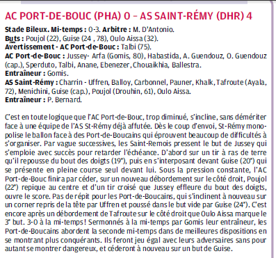 ATHLETIC CLUB  PORT DE BOUC ET SC PORT DE BOUC  / PHA PROVENCE  - Page 12 874129752B