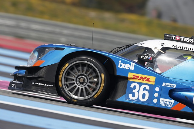 Alpine Affirme Ses Ambitions Avec Le Meilleur Temps Du Prologue Officiel 87424325813654290fd1673b01fz