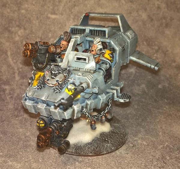 Space Wolves - Typhon... un peu particulier  - Page 3 874272Landspeeder13