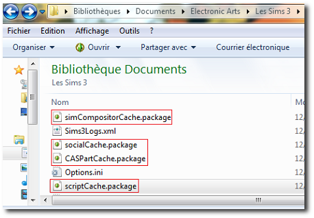 [Fiche] Nettoyer un Sims3pack persistant  874444941