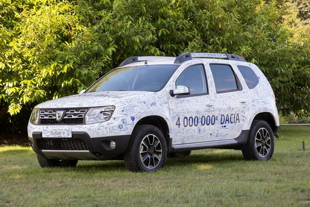 4 000 000 de Dacia dans le monde célébrées au Grand Pique-Nique Dacia 2016 875101Dacia80014globalfr