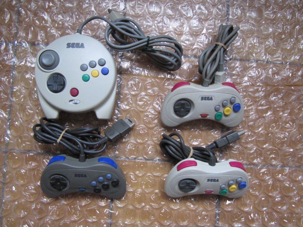 (VDS) Saturn & Dreamcast, console et jeu 875366IMG5785