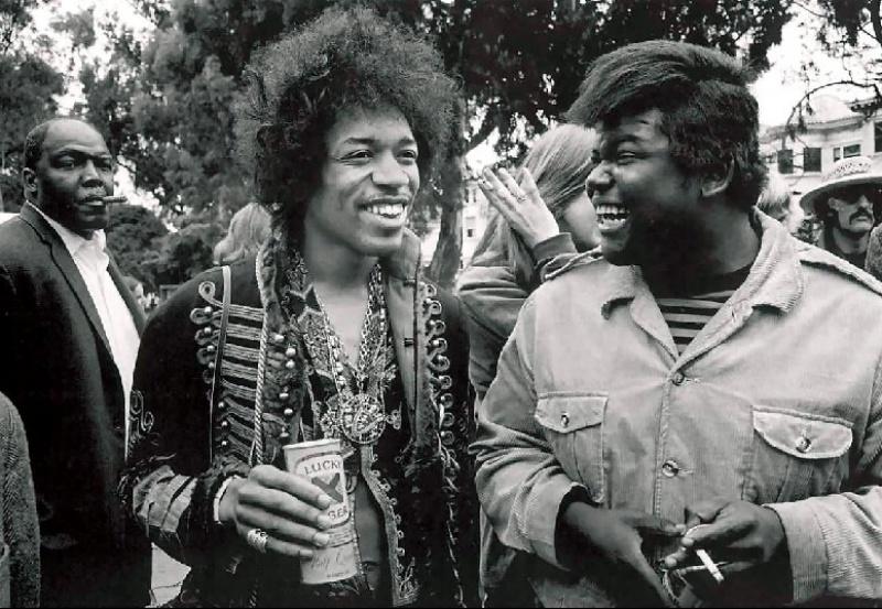 San Fransisco (Golden Gate Park) : 25 juin 1967  875708GoldenGate2506672