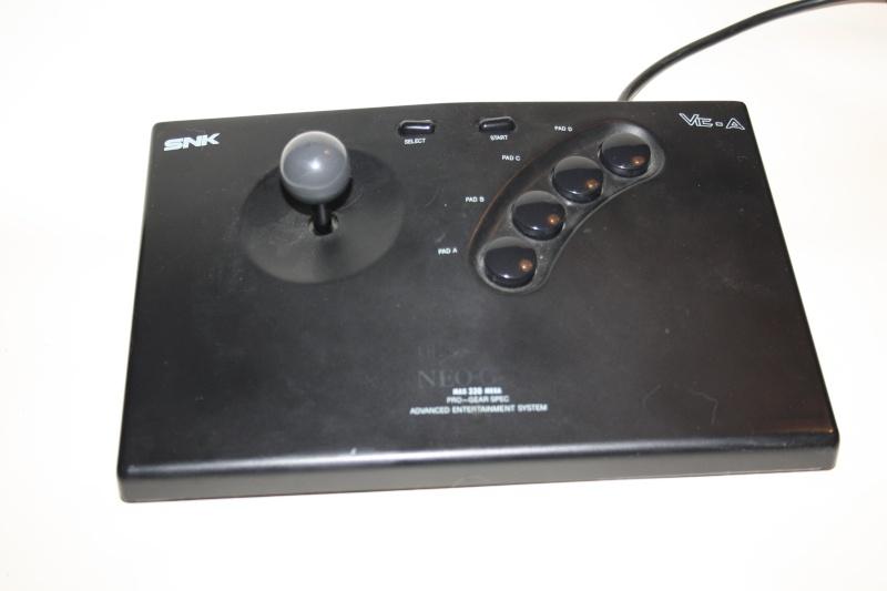 Pad Neo-Geo coréen 876319stick12