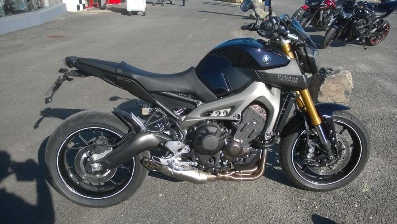 Photos de toutes les Yamaha MT-09 du forum ! :) 876857YMilou24