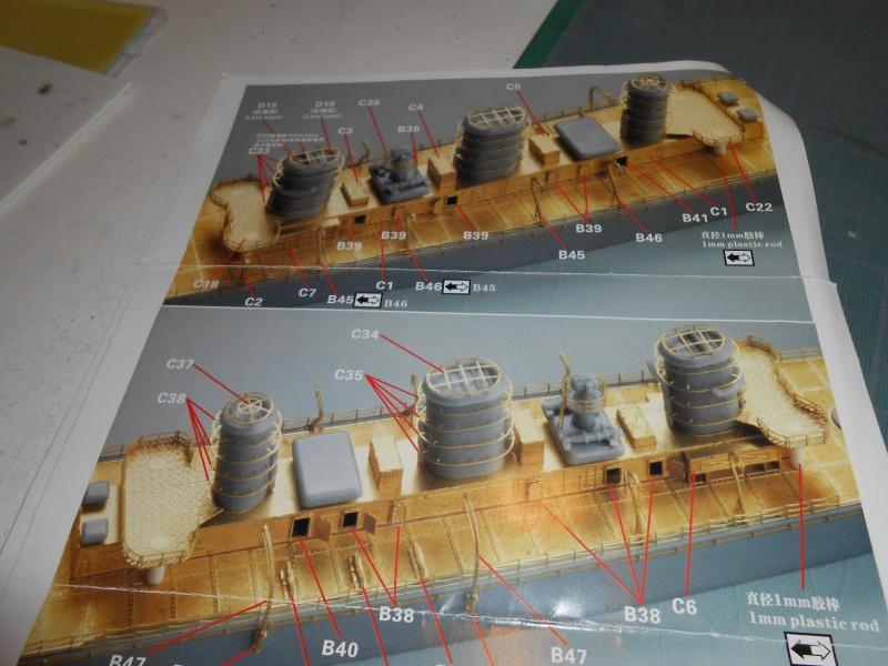 Kaga/Tenryu 1932 1/700 PE/Ponts en bois+Babioles - Page 2 877331DSCN7146