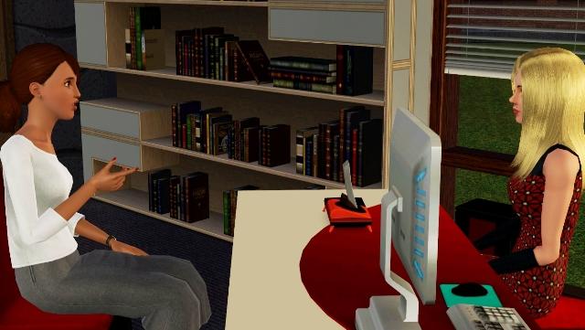 """[Terminé] Sims Histoires de Jobs """"Au bureau"""" - Page 6 878127Screenshot41"""