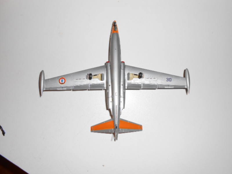 Fouga Magister CM 175  878138Fougafini015