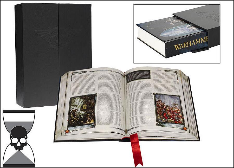 Le Livre de Règles de Warhammer 40,000 - V6 (en précommande) - Sujet locké 878393W40KCollector