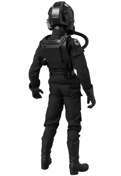 "STAR WARS - TIE-FIGHTER PILOT(TM) (Black 3 ""Backstabber"") - (RAH 631) 8785870524rahtie8303"