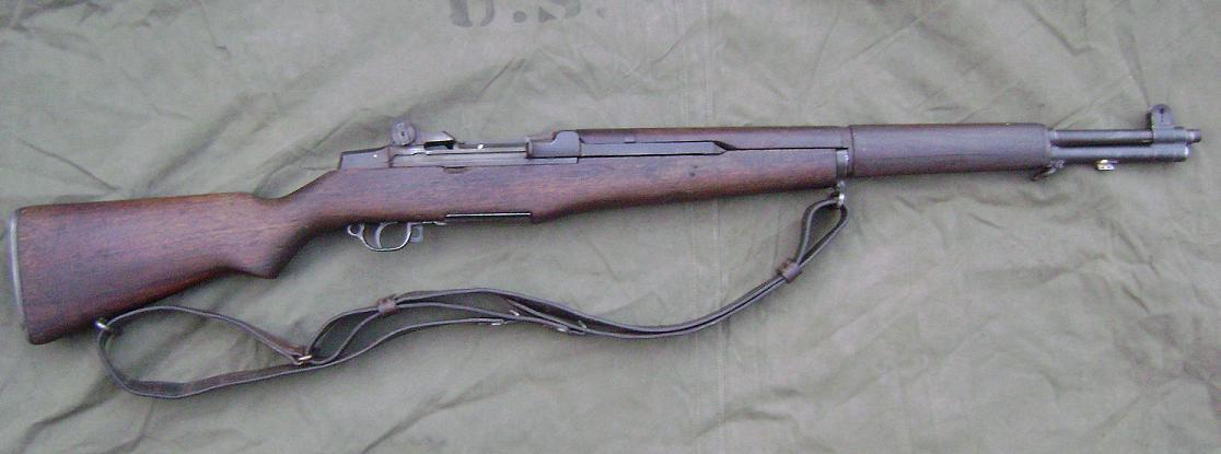 Le Fusil M-1 Garand 878601DSC04914