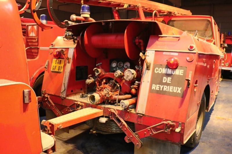 Des camions à gogo....Musée des sapeurs pompiers de Lyon 878856IMG6935