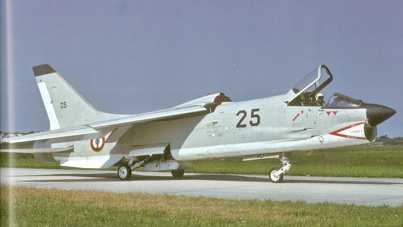 VOUGHT F-8 CRUSADER  879633VoughtF8EFNCrusader
