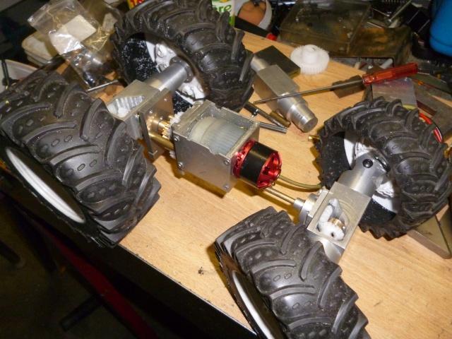 Tracteur Bruder John Deere 879876P1020853