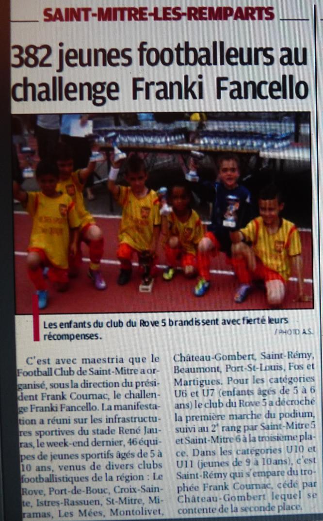 FC Saint-Mitre  LES REMPARTS :: PHB  - Page 2 880311Photo012