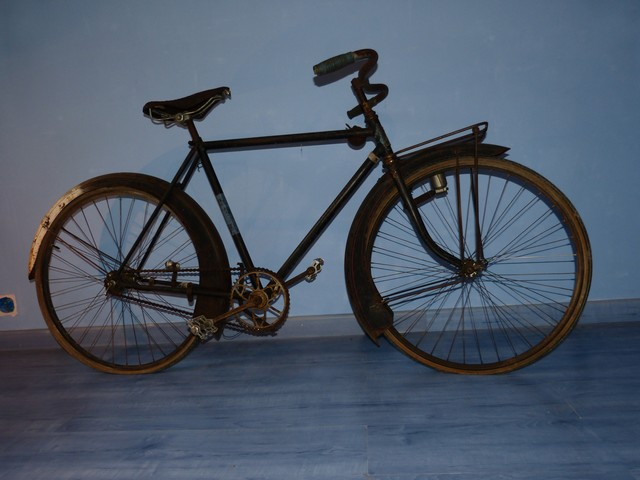 ALCYON vélo-porteur 1938 880408P1200142