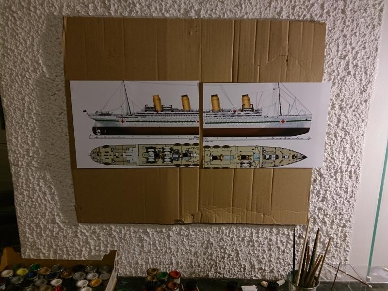 HMHS Britannic 1/400 881900DSC0026