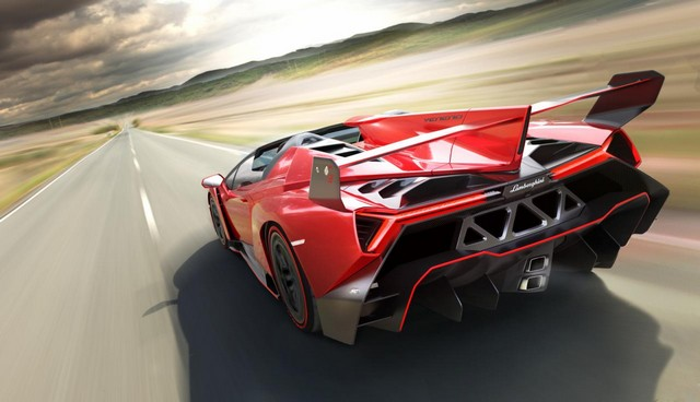 Lamborghini Veneno Roadster une édition limitée à neuf exemplaires  882694lambovenenoroadster7