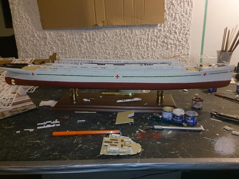 HMHS Britannic 1/400 883008DSC0039