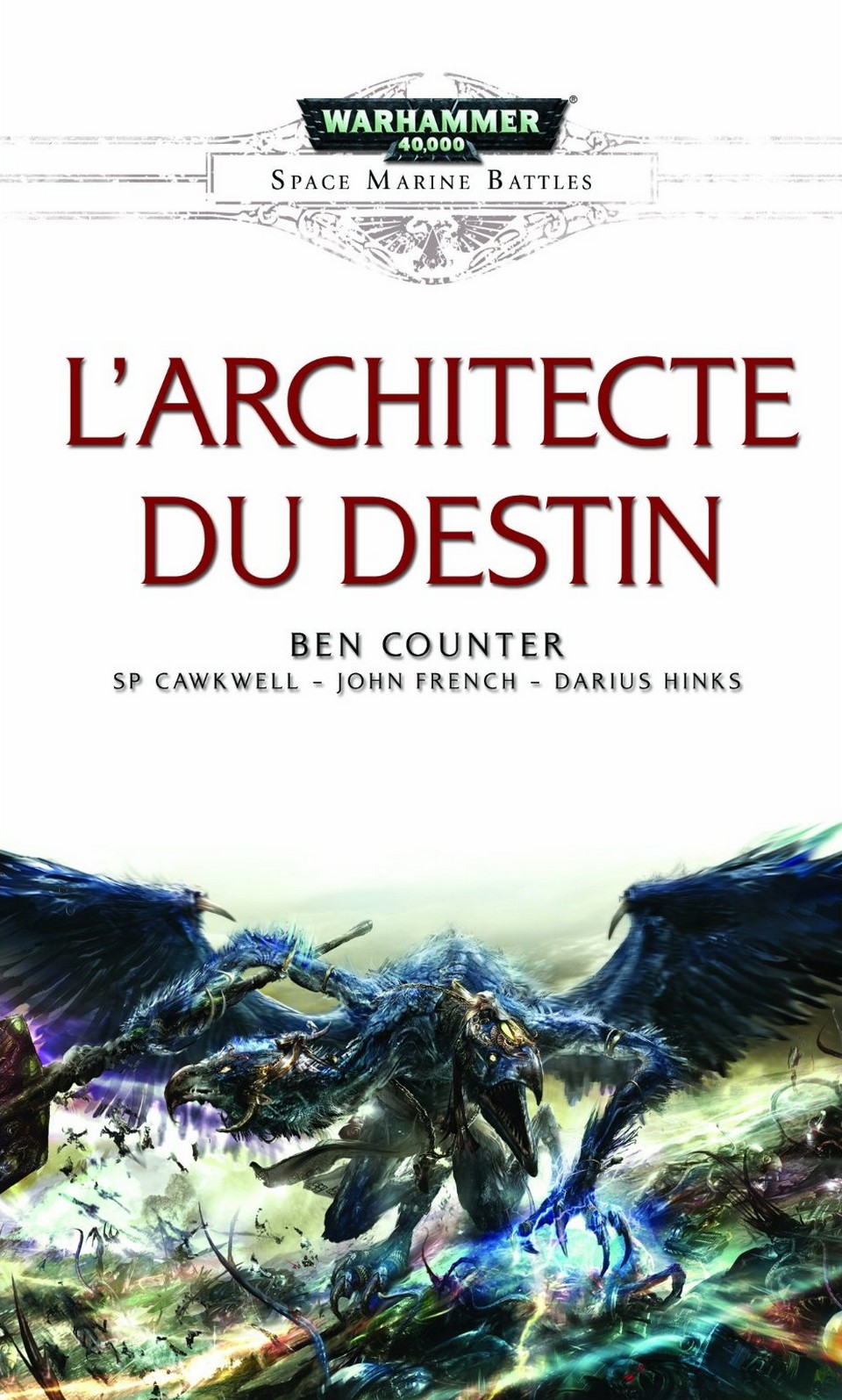 Programme des publications Black Library France pour 2013 - Page 9 883758LArchitectedudestin