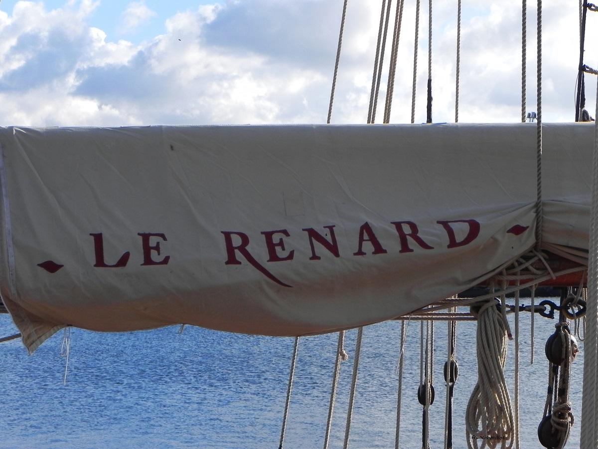 [ Marine à voile ] Le Renard 88378382a
