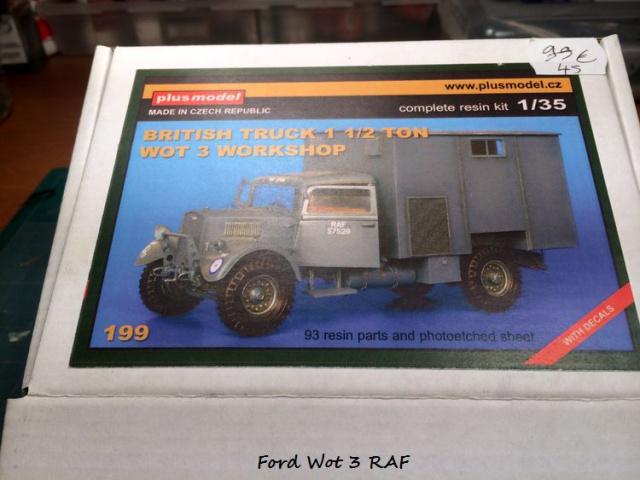 Ford Wot 3 RAF - Plus Model - 1/35 884065IMG3686