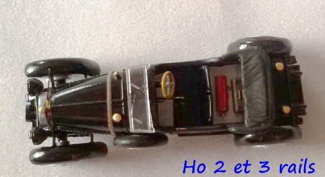 """Wagon porte autos Bugatti """"M. Fritz Schlumpf"""" 884695CarbamodelBugattiT50LeMans1931Handarbeit18757R"""