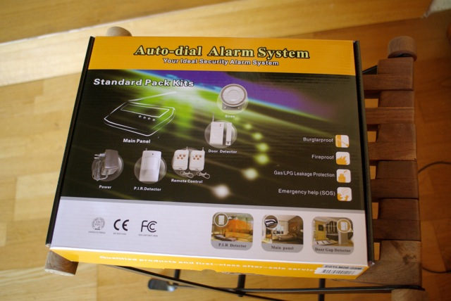 Test alarme GSM 884751IMGP6468