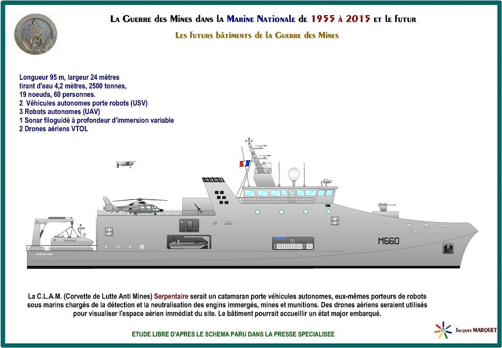 [Les différents armements de la Marine] La guerre des mines - Page 3 885369GuerredesminesPage45