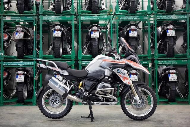 114 BMW R 1200 GS dans les starting blocks pour le BMW Motorrad International GS Trophy 2016 885499P90206575highResbmwmotorradinterna