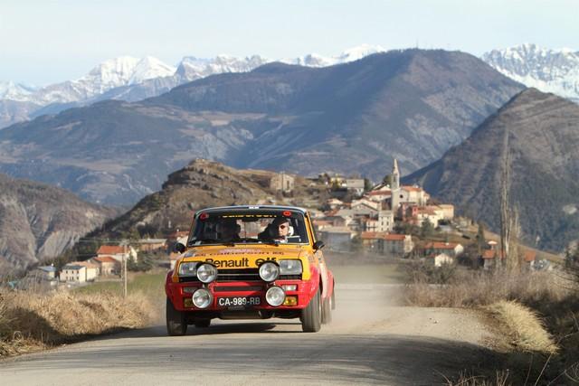 Rallye Monte-Carlo historique 2016 8858977535716