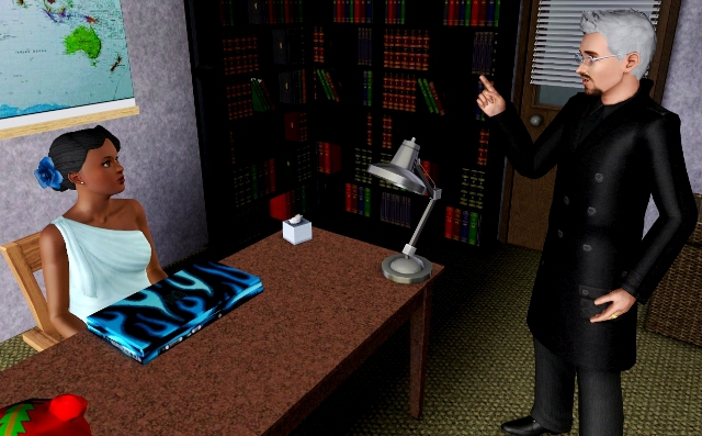 """[Terminé] Sims Histoires de Jobs """"Au bureau"""" - Page 6 886184Screenshot20"""