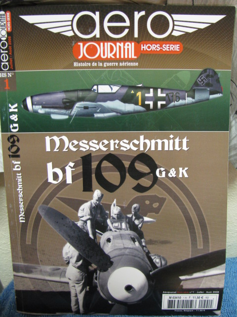 Bf-109 F-4 Trumpetter 1/24 886992IMG7610