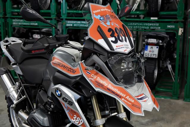 114 BMW R 1200 GS dans les starting blocks pour le BMW Motorrad International GS Trophy 2016 887370P90206578highResbmwmotorradinterna