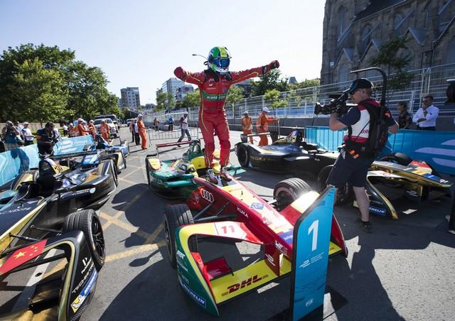 Le pilote Audi Lucas di Grassi est champion de Formule E 887657A179228medium
