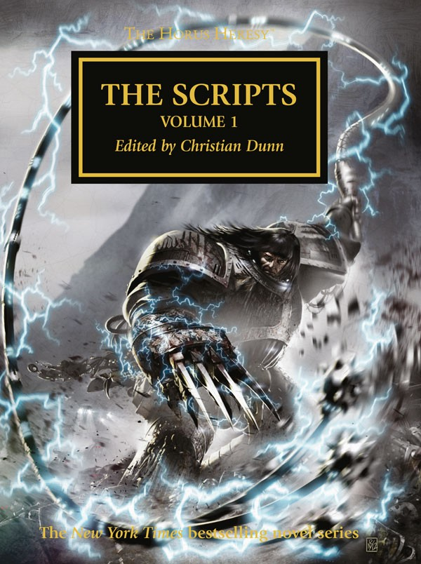 [Horus Heresy] The Scripts: Volume One 889343HHscriptbook