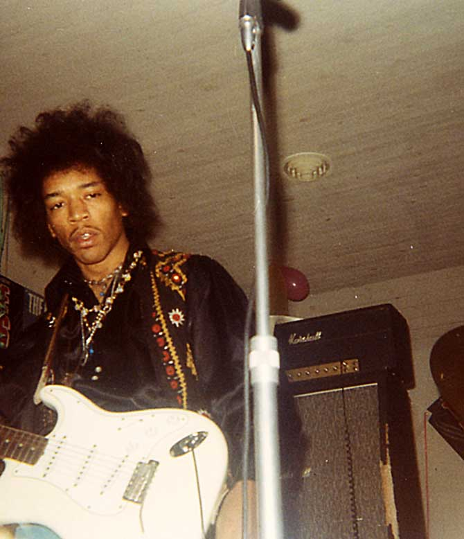 Hogbo (Popladan) : 8 septembre 1967 [Premier concert]  890212670908