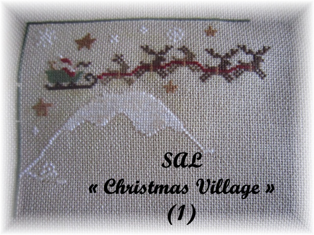SAL Christmas Village - Sara Guermani - 15 JANVIER 2015 - DERNIER OBJECTIF !!! 890497CV1