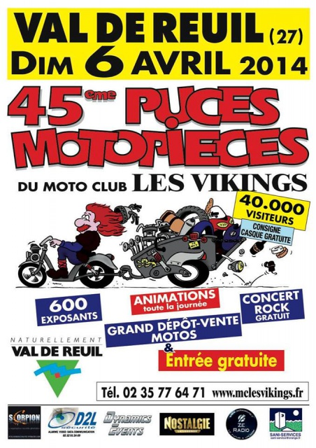 MOTO PUCES D'ELBEUF A VAL DE REUIL(27)LE 06-04-2014 890718affich10