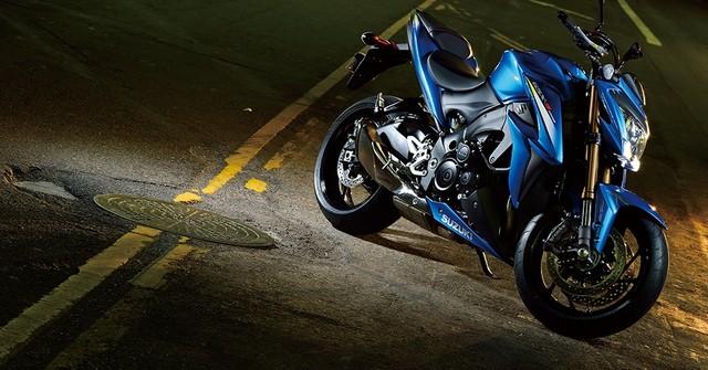 Suzuki dévoile son nouveau roadster au cœur de sportive 891106gsxs1000al6action1