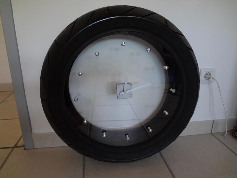 fabrication d'horloges pneu 891253DSC09646