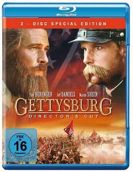 [DVD/Blu-ray]Gettysburg / Gods and Generals / Glory 891445Gettysburg2