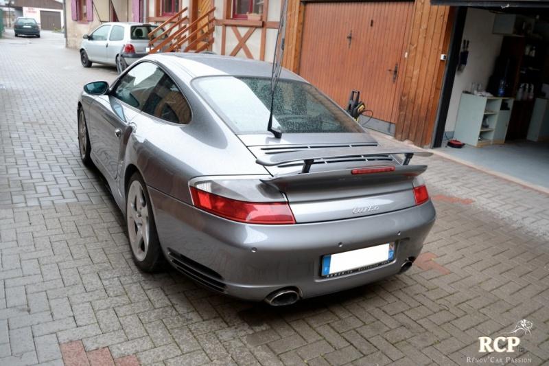 Rénovation extérieur Porsche 996 TT 8921910025