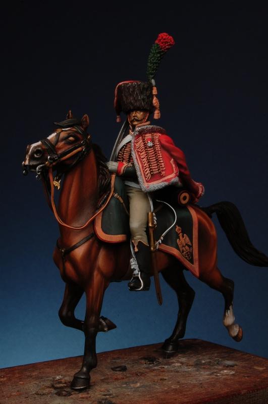 Chasseur a cheval GI - le travail de le vacance 892685coco0108