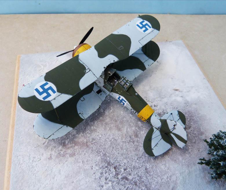 [Airfix] Gloster Gladiator J-8 Finlandais. 892846Glad26