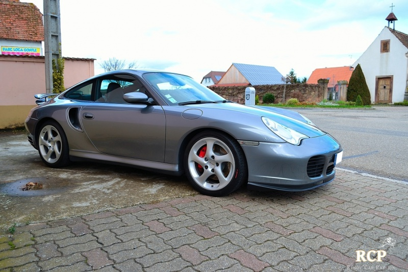 Rénovation extérieur Porsche 996 TT 8932610315
